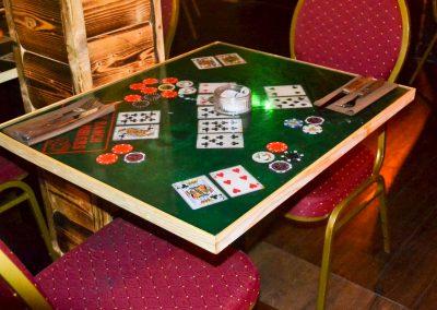 Dirty Ranch Interiør: Gamblers